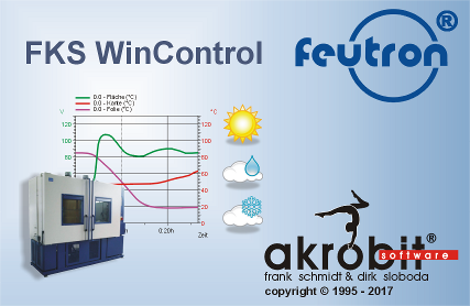 FKS WinControl for Climate Chambers of Feutron