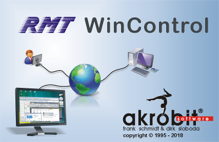 REMOTE WinControl - The WinControl to go with remote access on measurement data